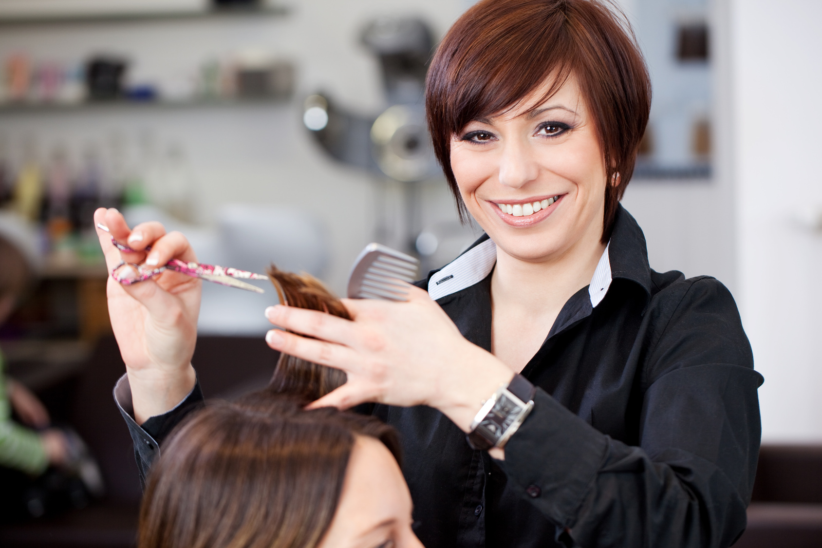 Course Image Hairstyling