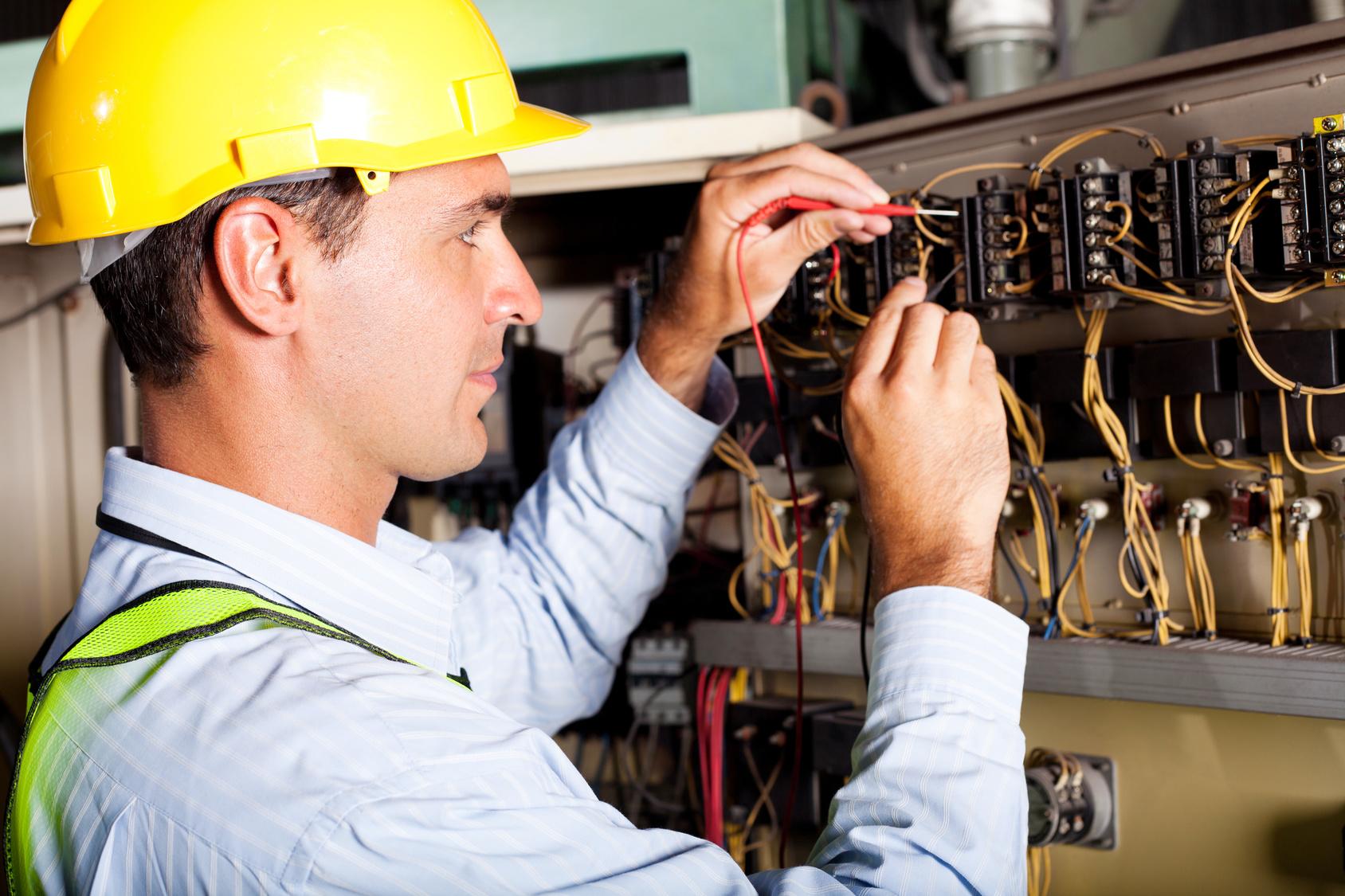 Course Image Electrónica Industrial